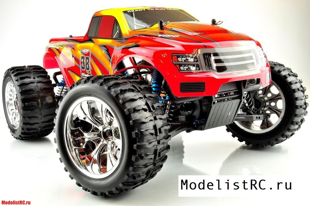 1/10 TOP Brushless Truck 94111TOP