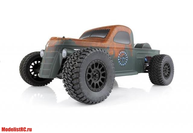 Team Associated TROPHY RAT RTR AS70019