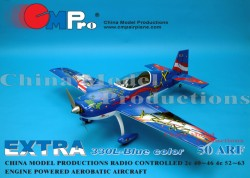 Модель самолета CMPro Extra 330L 50 (1430mm) China model CMP060