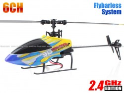 SH6050 6CH Flybarless 3D Helicopter