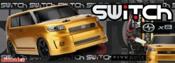SCION XB RTR SWITCH 1/10 мини HPI-10494