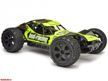 Багги 1/10 4WD Century Brushless Rollcage BS218R