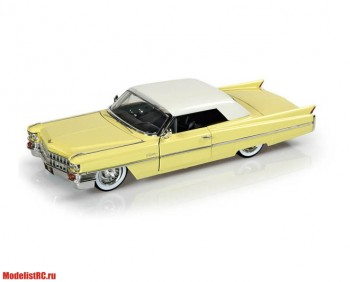 1963 CADILLAC HARD TOP