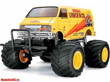 XB Lunch Box Tamiya 57749 1/10 2WD