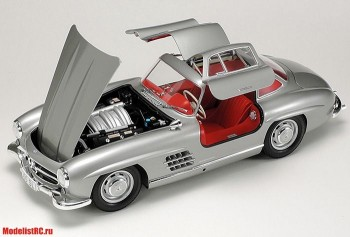24338 Tamiya 1/24 Автомобиль Mercedes-Benz 300 SL