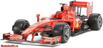 20059 Tamiya 1/20 Formula 1 (Grand Prix Collection) Ferrari F 60 с набором фототравления.