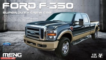 VS-006 Meng 1/35 Ford F-350 Super Duty Crew Cab
