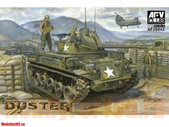 AF35042 AFVClub 1/35 M42 Duster (Late)