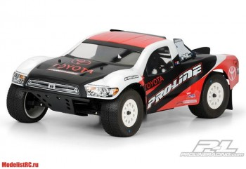 SC 1/10 Toyota Tundra некрашенный (for Slash, Slash 4x4, SC10, XXX-SCT, Ten-SCTE, Ultima SC & Blitz) PL3364-00