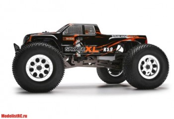 SAVAGE XL 5.9 кузов GT GIGANTE HPI 112601