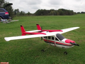 ST Models Cessna 337 Skymaster Twin
