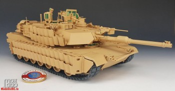 RM-5004 Танк M1A2 TUSK I/ TUSKII M1A1 TUSK (3 in 1) (Rye Field Model) 1/35