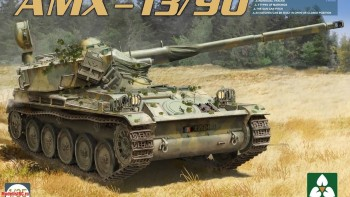 2037 Takom 1/35 AMX-13/90 French Light Tank