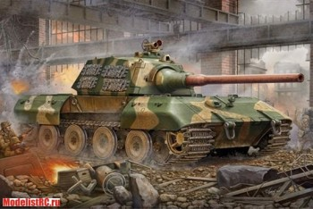 00384 Trumpeter German E 100 Super Heavy Tank