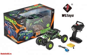 Rock Crawler 1/18 4WD 2.4Ghz WL18428