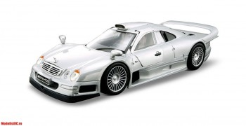 Mercedes-Benz CLK-GTR (Street Version) 1/24 maisto