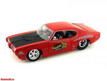1969 PONTIAC GTO JUDGE Limited edition
