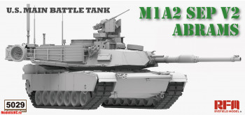 RM-5029 Rye Field Model 1/35 M1A2 SEP V2