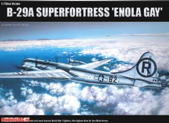 Academy 2154 B-29A SUPERFORTRESS [ENOLA GAY]