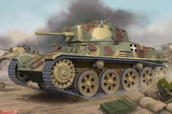 82479 Hobby Boss 1/35 Hungarian Light Tank 43M Toldi III(C40)