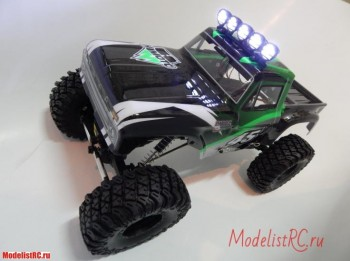 Р/У краулер Himoto Colorado 4WD 2.4G 1/10 RTR LED