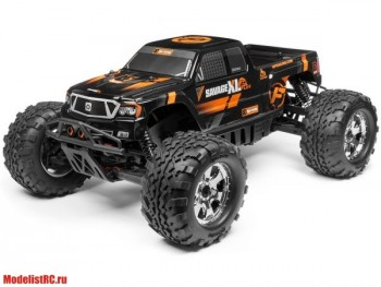 Р/У монстр 1/8 электро - SAVAGE XL FLUX HPI 112609 RTR