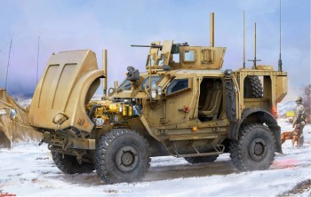 RM-5032 RMF 1/35 M-ATV (MRAP ALL TERRAIN VEHICLE) M1024A1