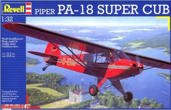 Piper PA-18 Super Cub 132 Revell 04208